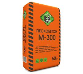 Пескобетон Сухая смесь Пескобетон FIX М-300 50 кг 102002