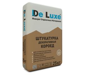 Короед Штукатурка декоративная De Luxe КОРОЕД 3 мм 25 кг 108004
