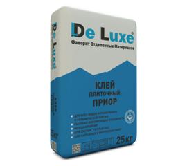 Клей для керамогранита Плиточный клей De Luxe ПРИОР 25 кг 103008