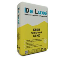 Плиточный клей Плиточный клей De Luxe СТИК 25 кг 103007