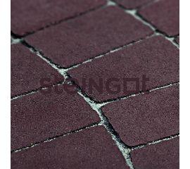 Брусчатка Тротуарная плитка Классика Арко Темно-коричневая 110043