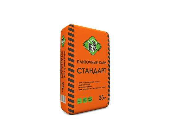 Плиточный клей Плиточный клей FIX СТАНДАРТ 25 кг 103001