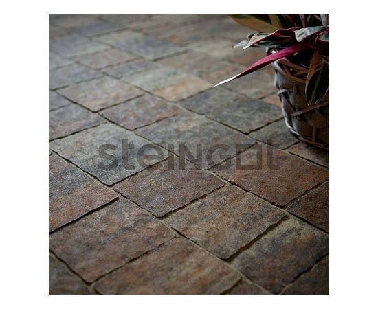 "Брусчатка Тротуарная плитка Гранито ""Штайн Бронз"" 110028"