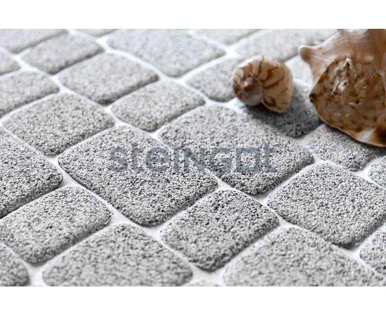 """Премиальная продукция Тротуарная плитка Классика """"Bianco Nero"""" 110076"""