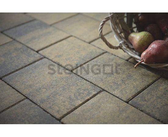 """Брусчатка Тротуарная плитка Новый город """"Штайн Хром"""" 110031"""