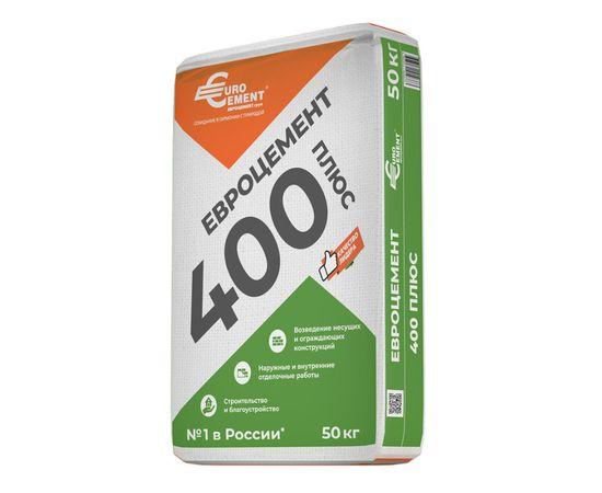 М400 Цемент Евроцемент М400 Д20 ЦЕМ II/А-Ш 32.5 50 кг 101003
